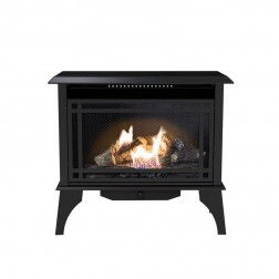 Pleasant Hearth Natural Gas or Propane Gas Stove VFS-PH30DT