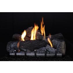 """Empire OLX30WR Outdoor Wildwood Refractory 30"""" 7-piece Log Set"""