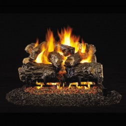 Real Fyre Burnt Rustic Oak(HCHR) Log set