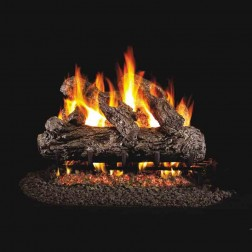 Real Fyre Rustic Oak(HR) Log set
