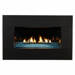 Empire Loft Vent-Free Clean Face Zero-Clearance Fireplace/Insert