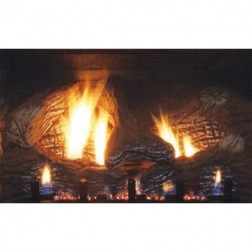 Empire LS24EF Ceramic Fiber 5-piece Log Set