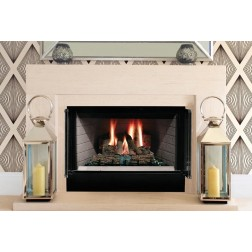 "Majestic SA36R Sovereign 36"" Radiant Wood Burning Fireplace"