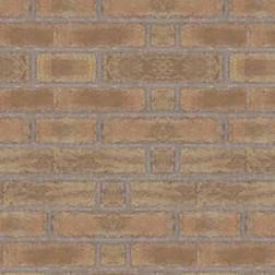 Majestic FBKHLDV400TB Tavern Brown Firebrick Walls and Hearthbrick for KHLDV400