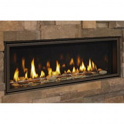 "Majestic Echelon II 72"" NG Direct Vent Fireplace ECHEL72IN"