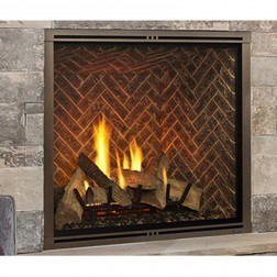 "Majestic Marquis II 36"" Top Direct Vent Fireplace-MARQ36IN"