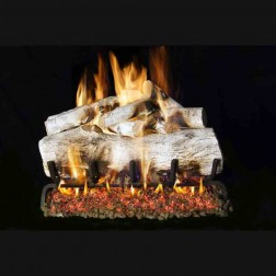 Real Fyre Designer Series Mountain Birch(MBW) Log set