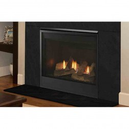"""Majestic Mercury 32"""" Direct Vent Gas Fireplace Top/Rear Vent NG-MERC32IN"""
