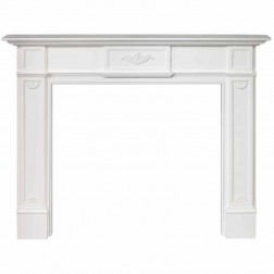Pearl Mantels The Monticello Fireplace Mantel 530-48
