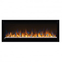 "Napoleon Alluravision NEFL42CHD 42""  Deep Depth Electric Wall-hanging Fireplace"