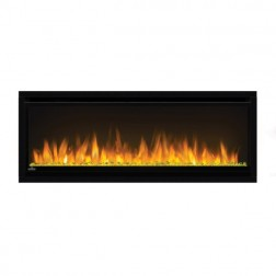 "Napoleon Alluravision NEFL42CHS 42"" Slimline Electric Wall-hanging Fireplace"