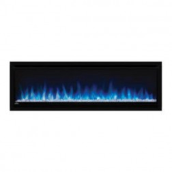 "Napoleon Alluravision NEFL50CHD 50""  Deep Depth Electric Wall-hanging Fireplace"