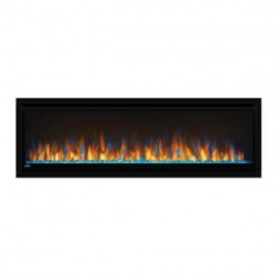 "Napoleon Alluravision NEFL50CHS 50"" Slimline Electric Wall-hanging Fireplace"