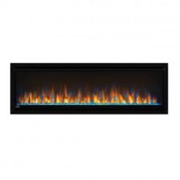 "Napoleon Alluravision NEFL50CHS 50"" Slimline Electric Wall-hanging Fireplace"