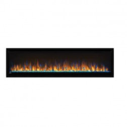 "Napoleon Alluravision NEFL60CHS 60"" Slimline Electric Wall-hanging Fireplace"