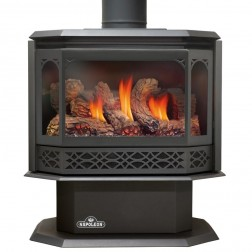 Napoleon GDS50-1NSB Havelock Direct vent Natural gas stove