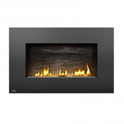 Napoleon WHVF31N Plazmafire Vent Free Natural Gas Fireplace w/Slate brick panel