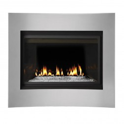 Napoleon BGD36CFGN-2 Crystallo Clean face Natural gas fireplace