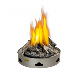 Napoleon GPFP-2 Outdoor Patioflame Propane firepit w/logs