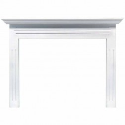Pearl Mantels  The Newport Fireplace Mantel 510-48