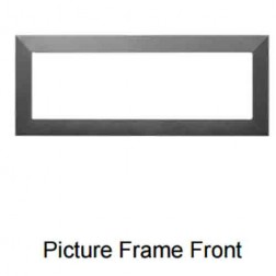 Majestic Picture frame front - Pewter-PFF-36-PT