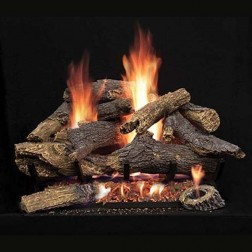 "Empire LPR36 Pioneer Refractory 36"" 17-piece Log Set"