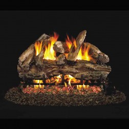 Real Fyre Designer Series Red Oak(RED) Log set
