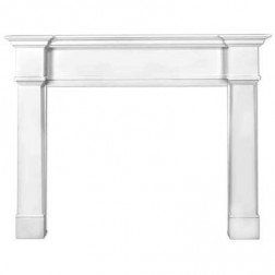 Pearl Mantels The Richmond Fireplace Mantel
