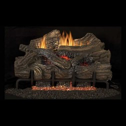 "IHP Superior LBG36SM Smokey Mountain 36"" VF Gas Logs"