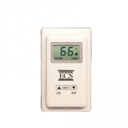 Empire TRW Wall Thermostat - Wireless Remote