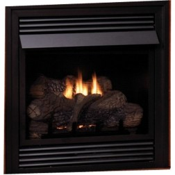 Empire VFD26FP30L10P Vail-26 VF LP 10K Btu Fireplace w/MV