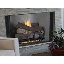 IHP Superior VRT4500 Universal Vent Free Gas Firebox