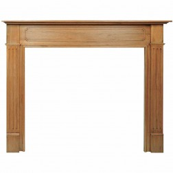 Pearl Mantels The Williamsburg Fireplace Mantel -110