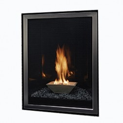 Empire DVLL27FP92P Forest Hills Portrait-Style Contemporary Direct-Vent Propane Fireplace