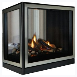 "Empire LSU24SPF Multi-Sided Campfire 24"" Ceramic Fiber Log Set"