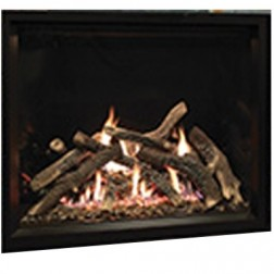 "Empire DVCT36CBP95P 36"" Rushmore TruFlame Direct-Vent Clean Face Propane Fireplace"