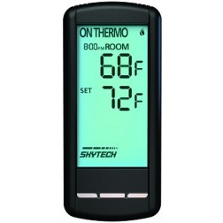 Skytech SKY-5301 Thermostat Fireplace Remote Control
