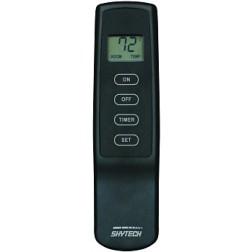 Skytech SKY-1410TH 110 Volt Electric  Fireplace Remote Control