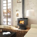 Napoleon Independence 1450M Medium Wood Burning stove /Metallic black