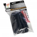 Osburn AC06000 Silicone & 1/2 inX 8 ft Black Door Gasket Replacement Kit