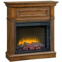 Comfort Glow EF5568RKD  The Briarton Fireplace w/Quartz
