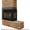 IHP Superior DRT4000 Multi-View Direct Vent Gas Fireplace