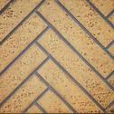 Napoleon GD811-KT Decorative brick panels and hearth strip herringbone/sandstone