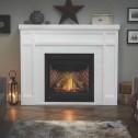 Napoleon Empire Keenan Mantels - ME Gas Fireplace Mantel