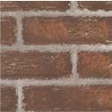 Majestic FB500CRW Cottage Red Ceramic Fiber Firebrick Wall 500DVB