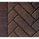 Majestic FBKHLDV600OE Olde English Herringbone Firebrick Walls and Hearthbrick for KHLDV600
