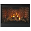 Majestic Meridian Direct Vent Gas Fireplace