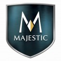 Majestic 0000335 Flue Collar Heat Shield Horizontal -Large