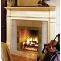 Pearl Mantels The Windsor Fireplace Mantel 120