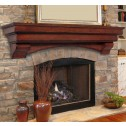 Pearl Mantels The Auburn Shelf